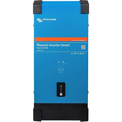 Preisvergleich Produktbild Victron Phoenix Smart Wechselrichter 12 / 2000 12V 230V 1600W Ve.Direct Bluetooth integriert