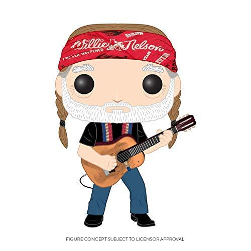 Funko Pop! Rocks: Willie Nelson,...