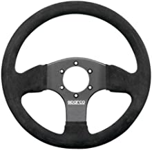 Best 300mm suede steering wheel Reviews