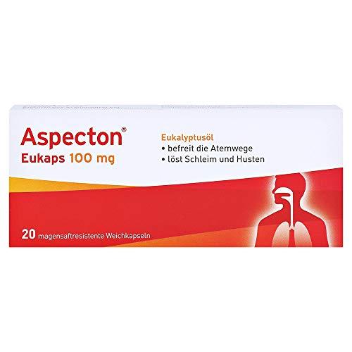 ASPECTON Eukaps 100 mg Kapseln, 20 St