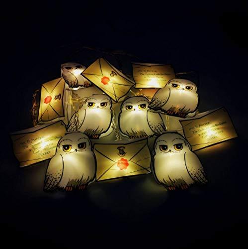Groovy Luces Navidad Harry Potter, Unisex Adulto, Multicolor, Talla única