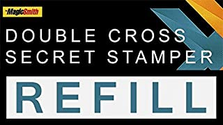 Magic Smith Secret Stamper Part (Refill) for Double Cross Trick