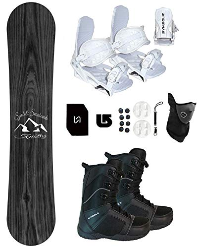 145 snowboard package - 6