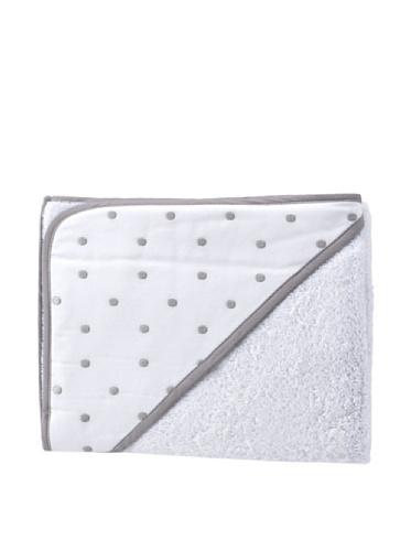 Mantas Mora Mantello bagno grigio 100 x 100
