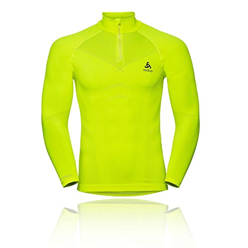 Odlo Evolution 1/2 Zip Turtle Neck Top - AW17 - M