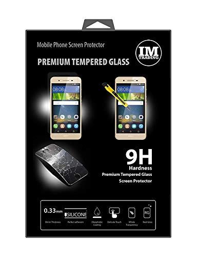 Cristal protector para Huawei P8Lite Smart//Premium Protector de pantalla tanque Cristal Vidrio Templado Pantalla @ Energmix®