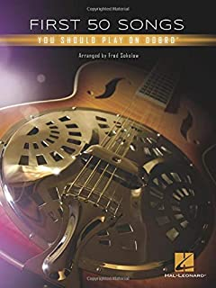 First 50 Songs You Should Play on Dobro