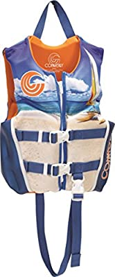 "Connelly Child Neoprene Vest, 20-25"" Chest, Boy 2017"