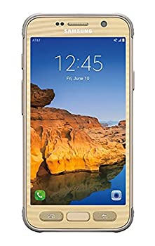 Samsung Galaxy S7 ACTIVE G891A 32GB Unlocked GSM Shatter-Resistant Extremely Durable Smartphone w/ 12MP Camera - Sandy Gold  Renewed