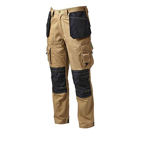 Apache APKHT STONE 38/29 - Fondina polycotton fondina pantaloni degli uomini, pietra 38w x 29l