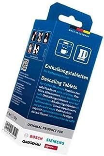 Bosch 00311864 Lot de 6 tablettes de détartrage