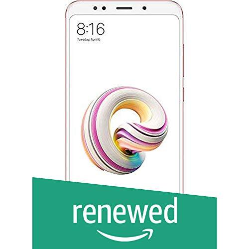 (Renewed) Redmi Note 5 (Rose Gold, 64 GB) (4 GB RAM)