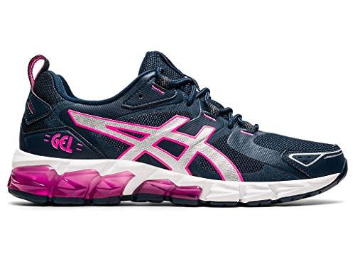 ASICS Women's Gel-Quantum 180 Shoes, 5.5M, French Blue/HOT Pink