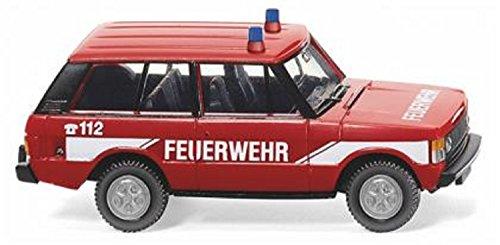 Wiking H0 Range Rover Feuerwehr