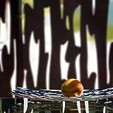 Alessi Tischdekoration, schwarz, Edelstahl, 7 x 53 x 10.5 cm - 4