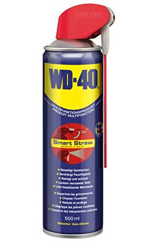 WD-40 Multifunktionsprodukt Smart Straw 500ml