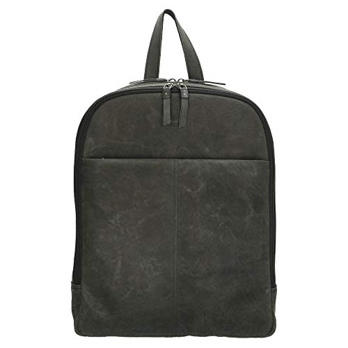 Micmacbags Malmo laptop rugzak 15,6 inch Zwart