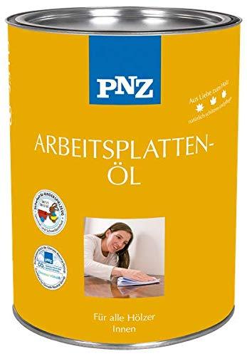 PNZ Arbeitsplatten-Öl, Gebinde:0.75L, Farbe:farblos