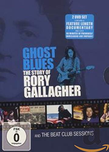 Rory Gallagher - Ghost Blues: The Story of Rory Gallagher [2 DVDs]