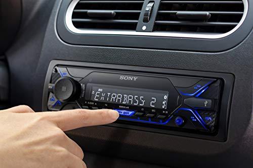 Sony DSX-A510BD Dab+ Autoradio sans Fil Bleu