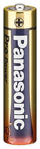 Piles alcalines micro aAA-panasonic pro power