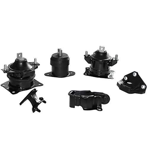 Engine /& Transmission Mount Kit Set of 3 for 03-08 Mazda 6 3.0L