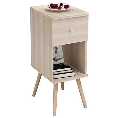 N/Z Wohngeräte Sofa Seitenschrank Kleiner Couchtisch Bett Schlafzimmer Eckschrank Beistelltisch für Geeignet für alle Arbeitsplätze