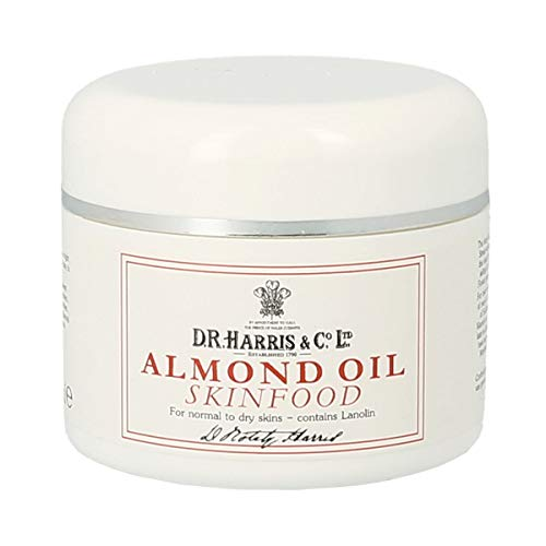 D.R. Harris Almond Oil Skinfood 50ml