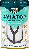 The AVIATOR El Arnés de Aves: Minúsculo Negro…