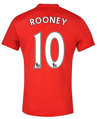 Trikot Adidas Manchester United 2016-2017 Home (Rooney 10, S)