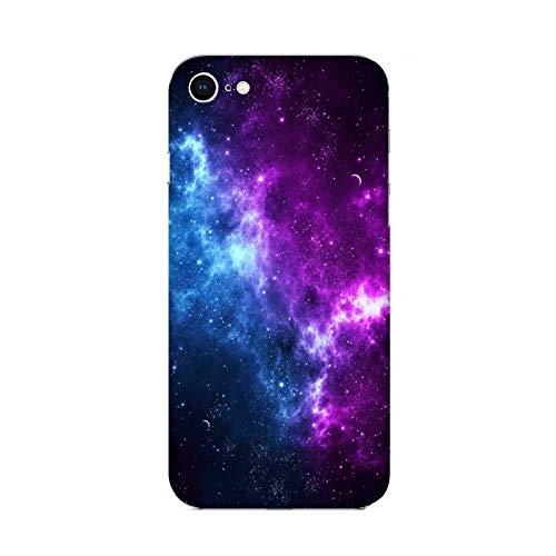 Cover Custodia Compatibile per Apple iPhone 6 Nebulosa di Orione nello Spazio Galassia Blu e Viola/Gel in Silicone Morbido TPU/Phone Hard Snap on Anti-Slip TPU Protettivo Resistente agli ammortizz