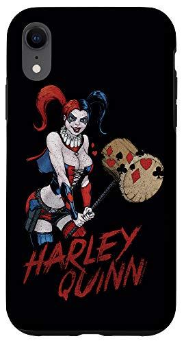 41KwqKFqlzL Harley Quinn Phone Cases iPhone xr