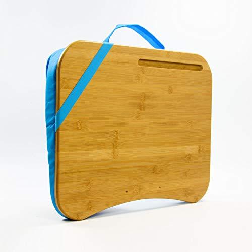 Bamobo Laptopkissen Blau Bild