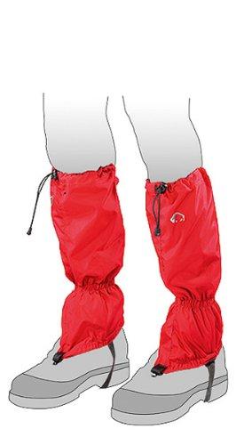 Tatonka 420 HD - Polainas para Hombre Rojo Rojo Talla:Large