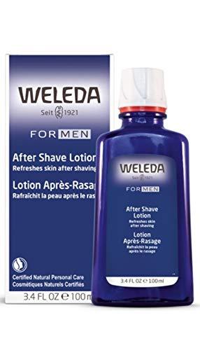 2. WELEDA Bálsamo para el Afeitado