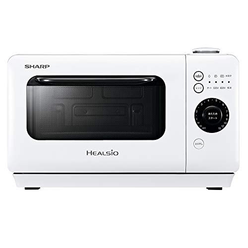 "SHARP Water Microwave Oven""HEALSiO Gurierange"" AX-HR2-W (WHITE)【Japan Domestic genuine products】 【Ships from JAPAN】"