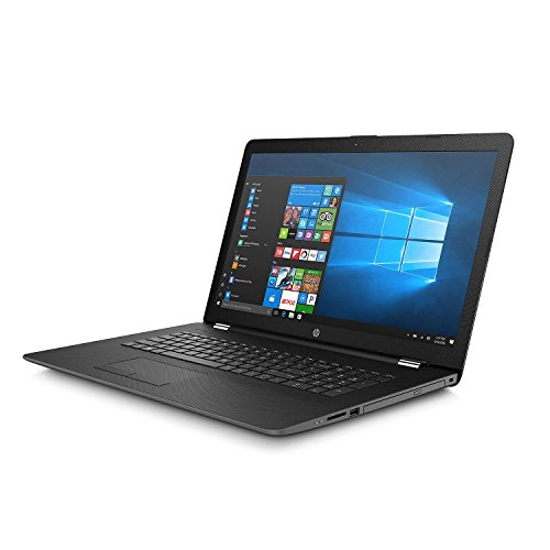 "2017 New HP Premium High Performance 17.3"" HD+ Display Laptop, Latest Intel Core i7-7500U Processor (4M, up to 3.5GHz), 8GB DDR4 RAM, 1TB HDD, DVD-RW, Wi-Fi, USB 3.1, HDMI, Webcam, Windows 10"