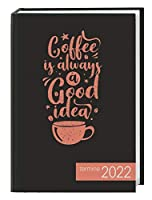 times & more Kalenderbuch 2022 Typo Tafel