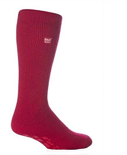 HEAT HOLDERS - Chaussettes basses - Homme Rouge Rich Red