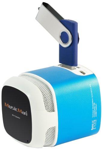 Technaxx Musicman Makro Soundstation X6 4244 Radio/Radio-réveil MP3 Port USB