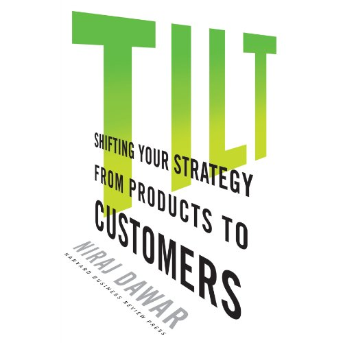 Tilt audiobook cover art