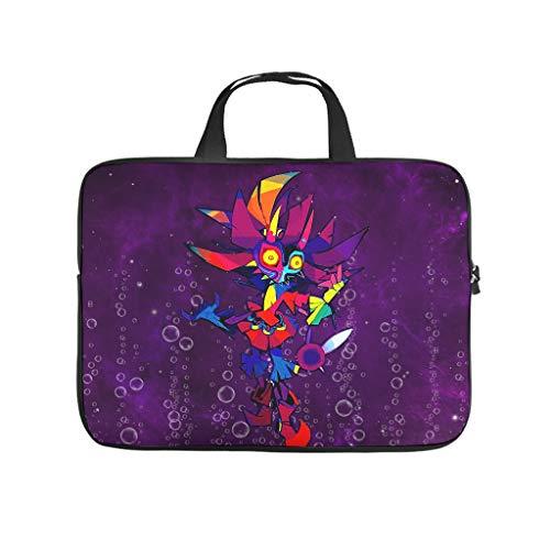 Zelda Daily Purple Laptop Bags Cute Waterproof Laptop Bag Suitable for Business Trips