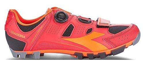 DiadoraX Vortex Racer II - Zapatos de Bicicleta de montaña Unisex Adulto, Color Multicolor, Talla 46