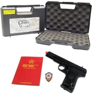 src tt33 black star gas blowback full gun metal At the price of surprise case with In a popularity by
