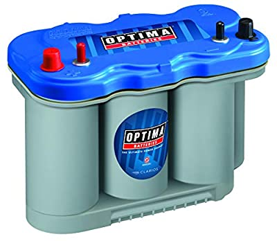 Optima Batteries BlueTop Starting and Deep Cycle Marine Battery