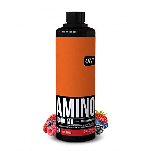 QNT Amino Liquid,500 ml, Red Fruits