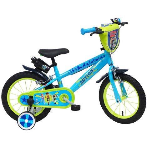 TOY STORY Bicicleta 14 4-7 Años (25428), Multicolor (Mondo
