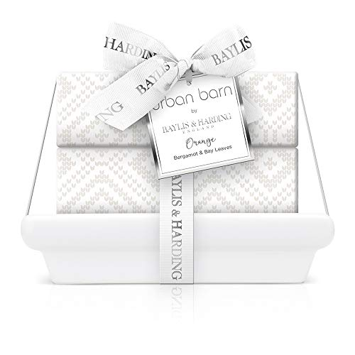 Baylis & Harding Schuur Luxueuze Duo Soap Bar & Dish Set