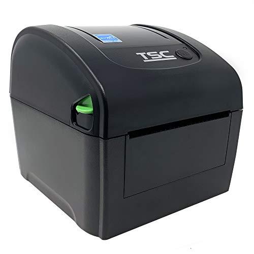 TSC - B08GBMMGWY DA220 Desktop Direct Thermal Transfer Label Printer - 4.25 , 203 dpi - USB 2.0 or Optional Bluetooth Interface