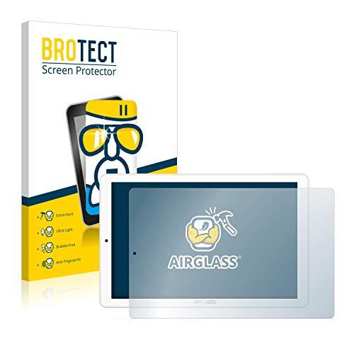 BROTECT Panzerglas Schutzfolie kompatibel mit Archos Core 101 3G V2 (nur Kamera Links) - AirGlass, extrem Kratzfest, Anti-Fingerprint